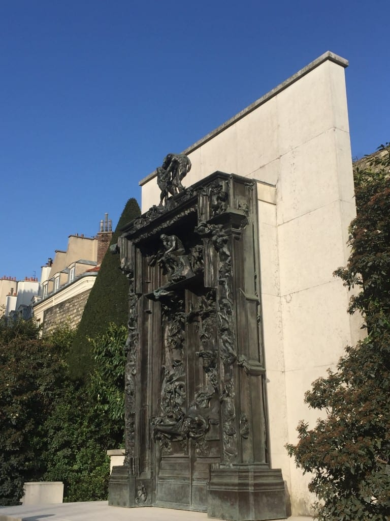 "Auguste Rodin ""The Gates of Hell"""