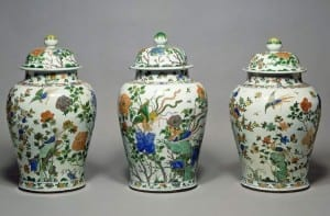 Qing Dynasty Vases, Courtesy of the Fitzwilliam Museum