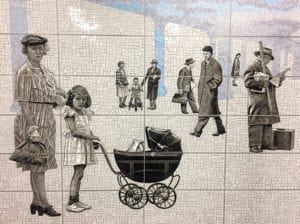 Read more about the article Artist Jean Shin Shines at the New 63rd Street 2nd Ave Subway Stop