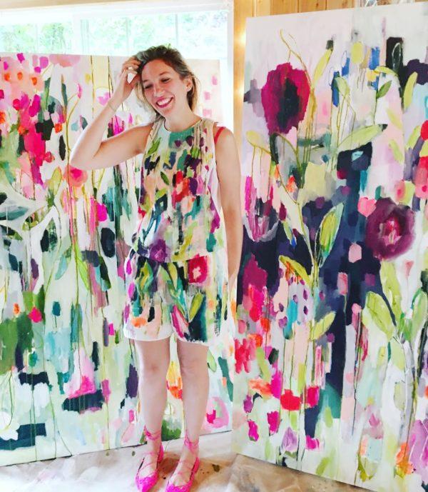 How To Dress Like A Masterpiece Ariel Adkins Of Artfully
