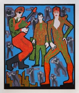 Read more about the article Sound & Vision: Conversation with Bowie Confidant Derek Boshier