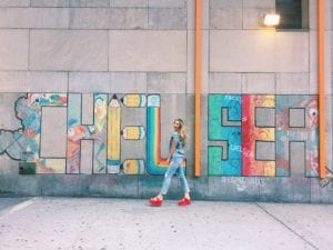 Read more about the article Street Art x Street Style: Chelsea Edition
