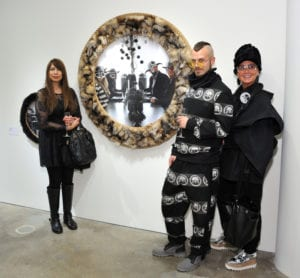 Read more about the article Opening Night of the InAugural AD Art Show at Sotheby's
