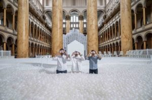 Read more about the article Snarkitecture Builds Fun House at the National Building Museum