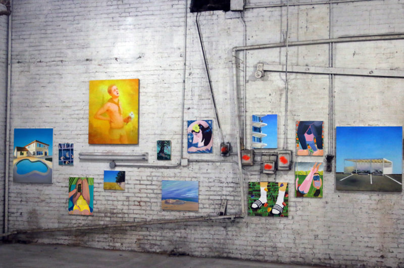Read more about the article 32 Artists Descend on Brooklyn's Oldest Brewery for SPF 32