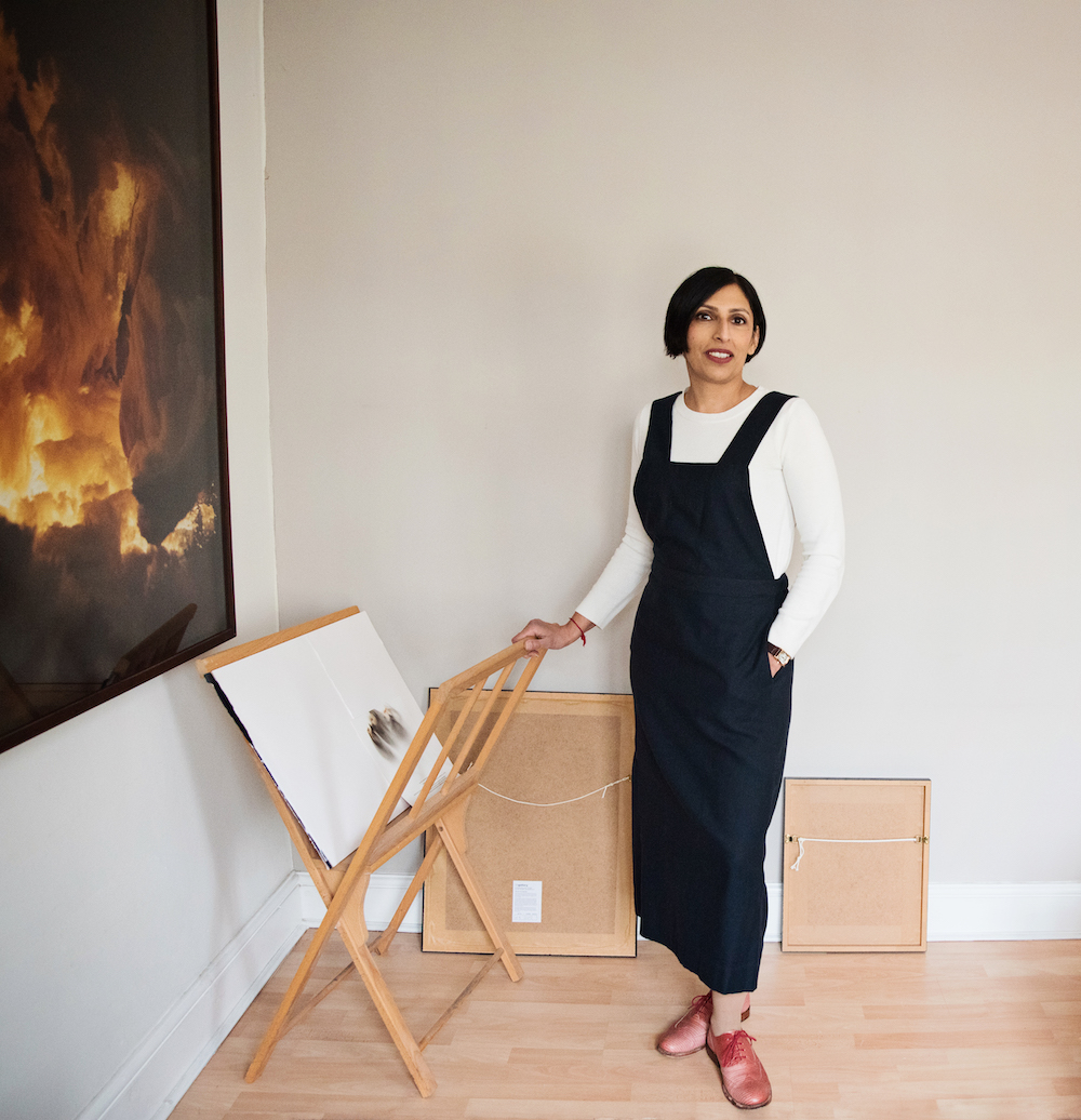 Curator & Artist Coach Gita Joshi is Empowering Artists To Build Careers on Their Own Terms